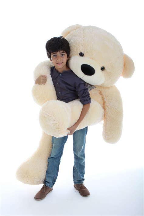 Boneka Teddy Jumbocosy Jumbo cozy cuddles 60 quot size plush teddy teddy