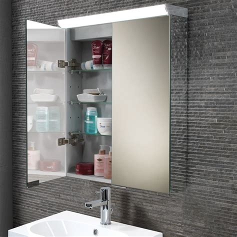 hib cabinets bathroom hib flare door illuminated bathroom cabinet 44900