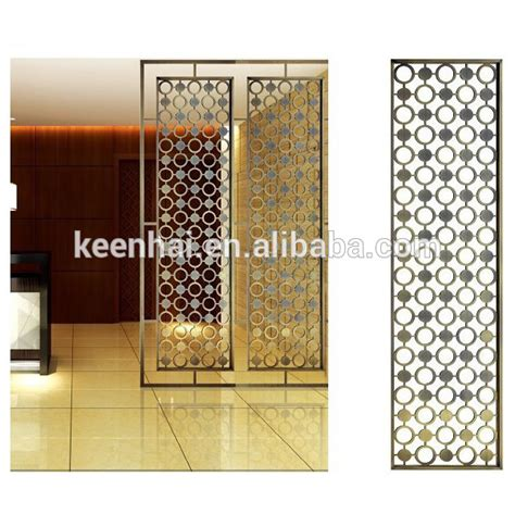 stainless steel home decor home decor stainless steel decorative living room kitchen partition design view living room