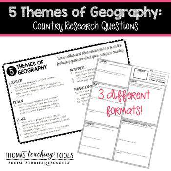 5 themes of geography jerusalem 42 best thomas teaching tools images on pinterest
