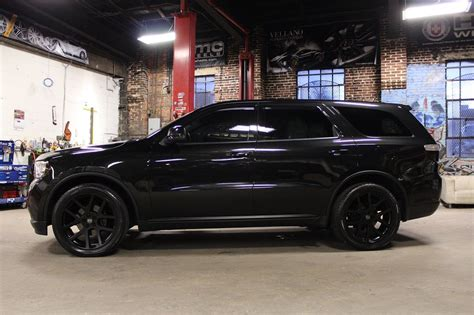 Dodge Durango Blacked Out Search 4x4 Truck Jeep