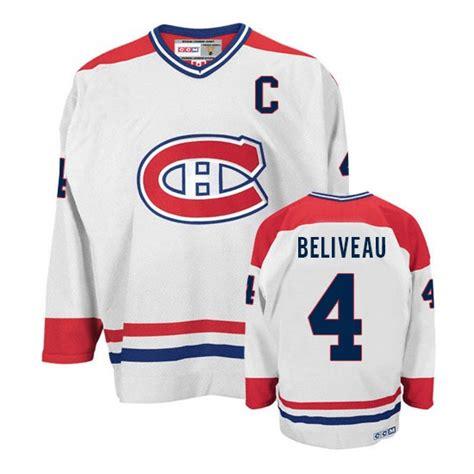 throwback premier white michael irvin 88 jersey p 101 jean beliveau white premier jersey ccm montreal