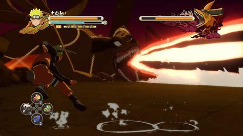 naruto ninja storm  test concours