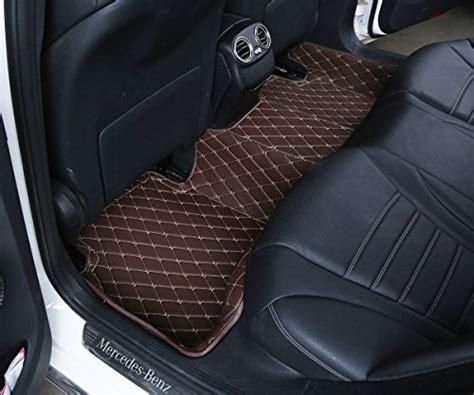 Worth Mats Custom Fit Luxury XPE Leather Waterproof Floor