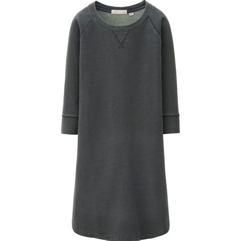 Uniqlo Sweatshirt Vintage Sweater 1 uniqlo sweat dress in gray lyst