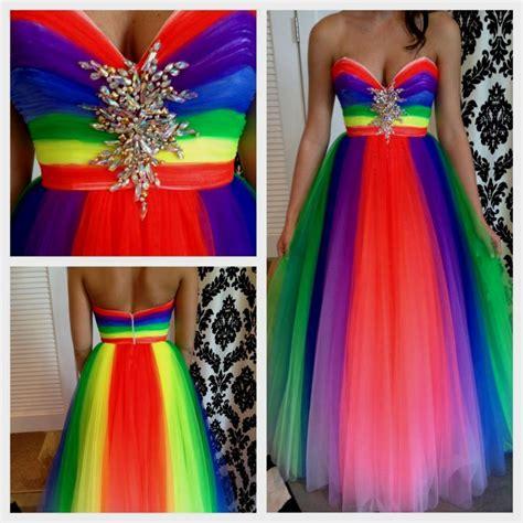 Dress Reggae Blues Berkualitas rainbow dress for naf dresses