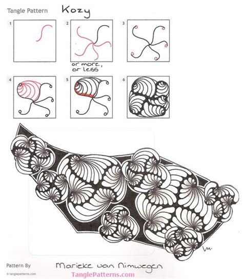 how to draw a tangle doodle part 2 zentangle pattern steps how to draw a collection of