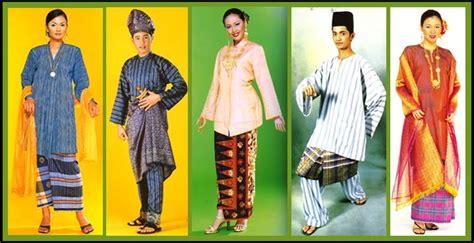 Baju Zaman Kesultanan Melayu Melaka se mana pun baju raya kita inilah asal usulnya