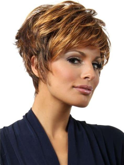 hairstyle for older women with oval face la moda en tu cabello lindos cortes de pelo corto en