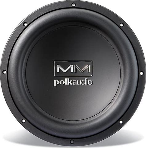 polk audio aa  mm   subwoofer review