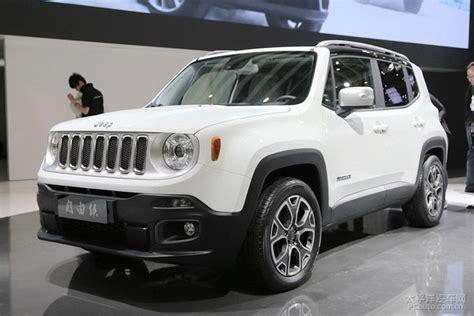 Jeep Cn Jeep自由侠国内谍照 2016年将国产上市 图 新车谍照 太平洋汽车网