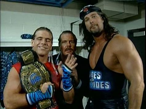 shawn michaels house wwf wwe in your house 3 triple header two dudes with attitudes shawn