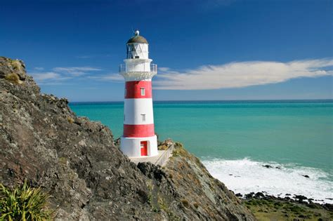 lighthouse wall mural cape palliser lighthouse wall mural style wallpaper