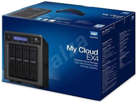Wd Extmy Cloud 2tb external drive western digital my cloud ex4 8tb 4x 2tb alzashop