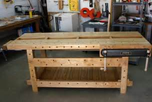pics photos build your own garage workbench fix lovely diy garage workbench
