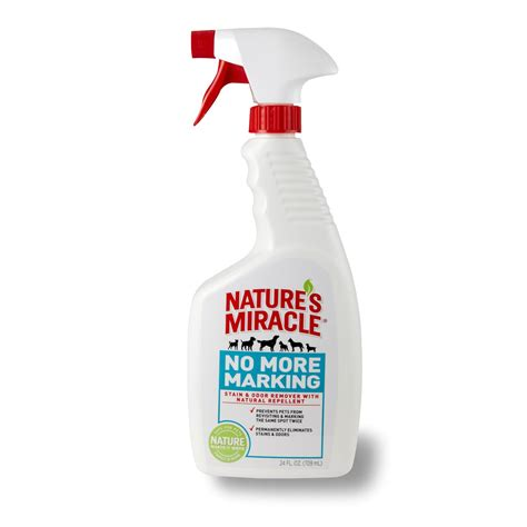 Natures Miracle No More Marking Stain Odor Remover 709ml nature s miracle no more marking stain odor remover petco