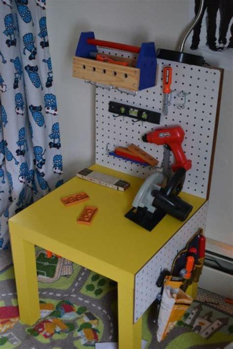 ikea tool bench 25 best ideas about kids workbench on pinterest kids