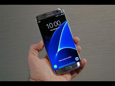Samsung Galaxy S10 Edge by Samsung Galaxy S10 Edge And Edge Plus Official