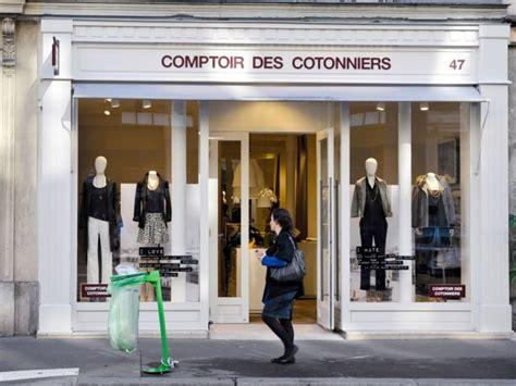 comptoir des cotonniers st etienne fast retailing uniqlo lance un plan social chez comptoir