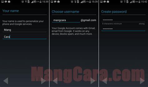 cara membuat kartu nama di hp android cara membuat akun email gmail di hp android