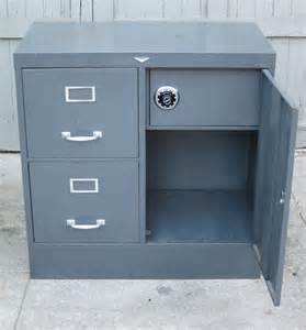 File Cabinet With Safe 1950 S Cole Steel File Cabinet With Safe In Mid City Los