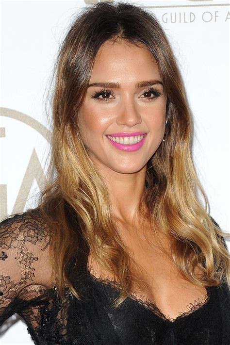 hairstyles dip dye celebrity dip dyed ombre hairstyles photo album