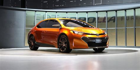 future toyota toyota corolla furia concept revealed previews future