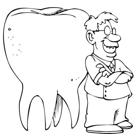 dentist coloring pages printable dental hygiene coloring pages coloring home