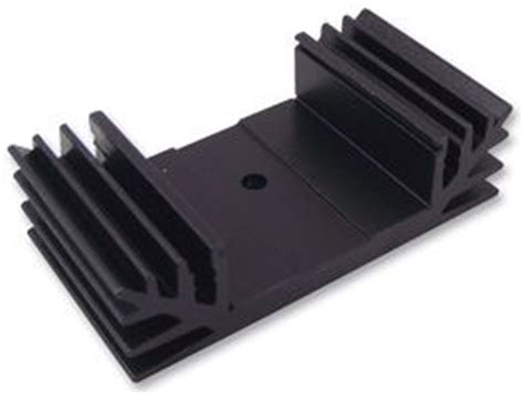 To 220 Heat Sink by 1 25gy 50 Aavid Thermalloy Heat Sink To 220 6 8 176 C W