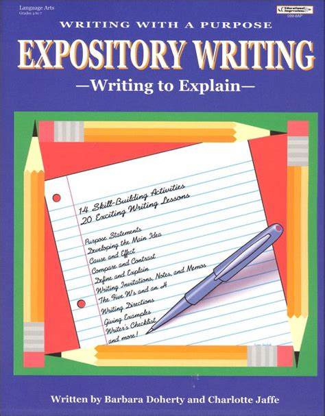expository sle essay expository writing writing with a purpose 022065