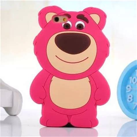 Jelly Water Trans Iphone 6 Plus 55 3d disney lotso from mandycase1 on ebay