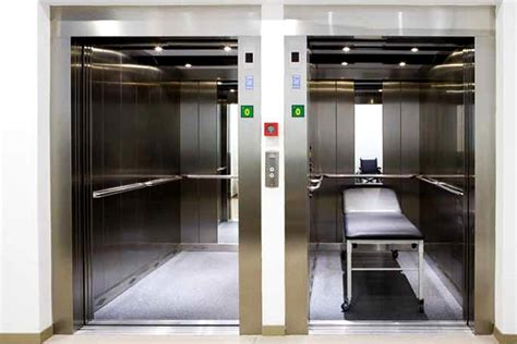 bed elevators hospital bed elevator qube elevators
