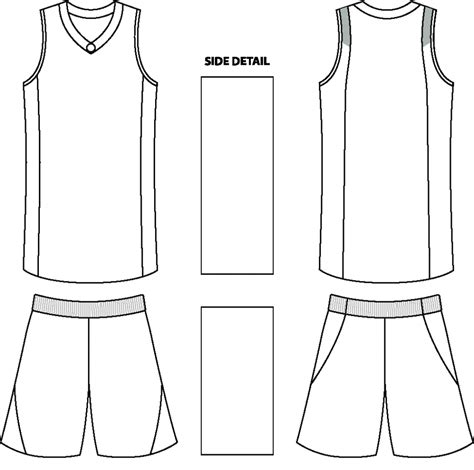 How To Draw A Basketball Jersey Pencil Art Drawing Basketball Jersey Template