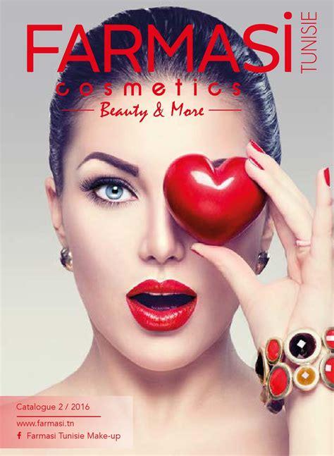 Make Up Farmasi catalogue farmasi mars 2016 by commercial farmasi issuu