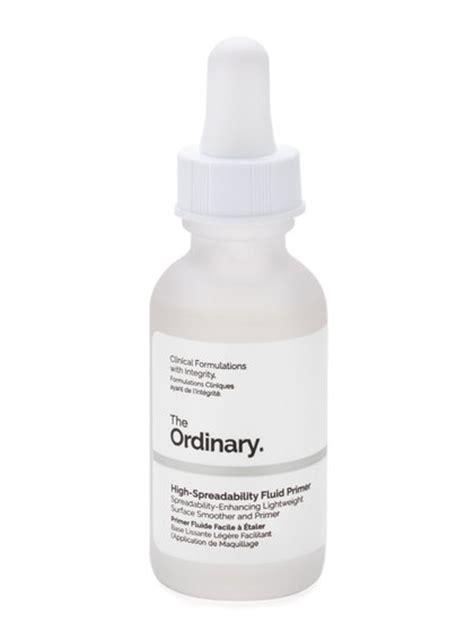 Ord006 The Ordinary High Spreadibility Fluid Primer 30ml the ordinary high spreadability fluid primer beautyspot malaysia s health store