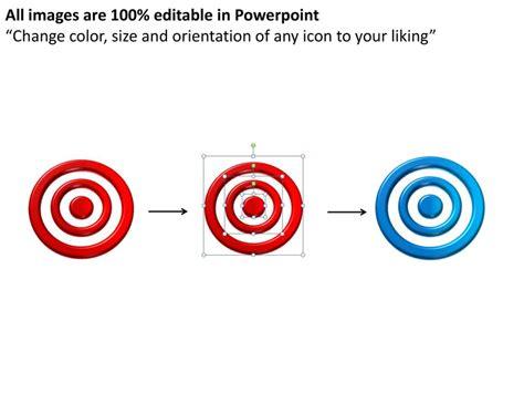 bullseye chart template image gallery editable bullseye