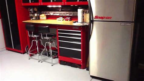 new garage setup