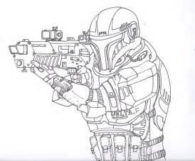 star wars clone trooper pen by hunbubi on deviantart