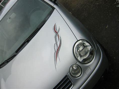 Auto Lackieren Airbrush by Lackierung Airbrush Pinstriping
