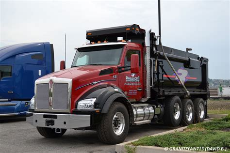kenworth trucks 2016 2016 kenworth t880 tri axle dump trucks buses trains