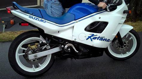 1988 Suzuki Katana 600 1988 Katana 600 Gsxf