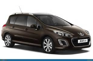 Peugeot 308 Pictures Ausmotive 187 2012 Peugeot 308 Revealed Ahead Of Mid