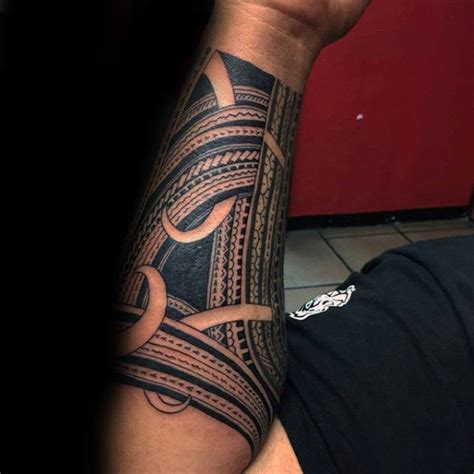 samoan forearm tattoo designs 90 designs for tribal ink ideas
