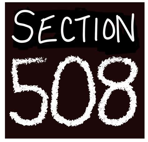 section 508 support section 508 refresh section 508 refresh webinar deque