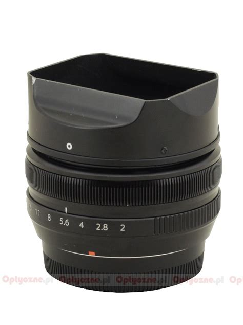 Fujifilm Fujinon Xf 18mm F 2 0 R lenstip lens review lenses reviews lens