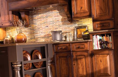 Rustic Maple Kitchen Cabinets Rustic Kitchen Cabinets