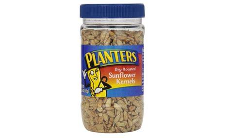 Planters Sunflower Kernels by Planters Roasted Sunflower Kernels 5 85 Oz 12 Pack