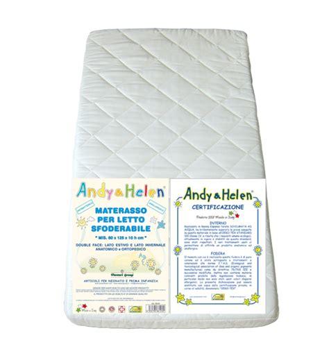 materasso sfoderabile materasso letto sfoderabile