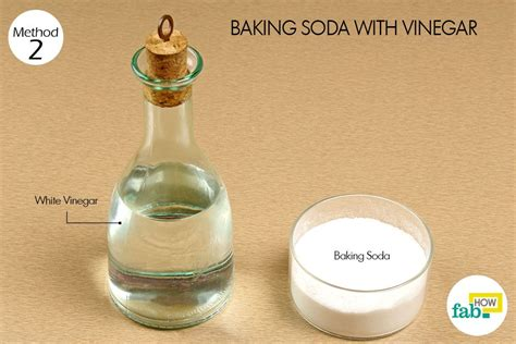 clean sink with baking soda and vinegar how to clean a shower with baking soda and vinegar