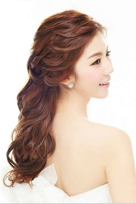 Wedding Hairstyles Korean by 203 Best Images About Korean Hairstyle On